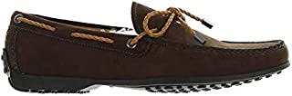 New Mens Shoe Loafer Medium 9 Brown