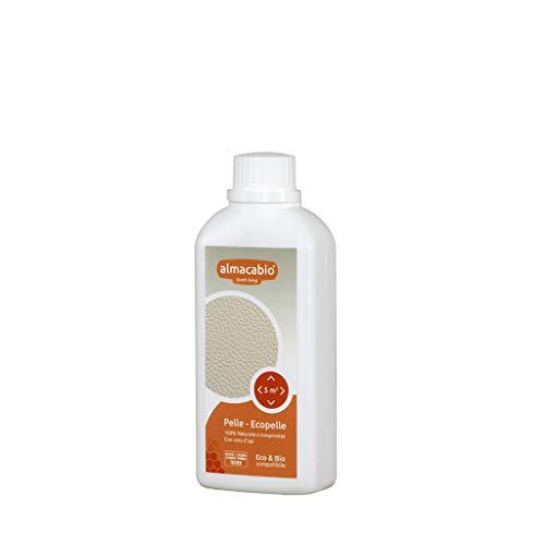 Almacabio Cera d\'Api Detergente per Pelle ed Ecopelle 250 ml