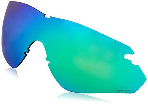 SHIMANO Lentes POLARIZADAS SH SPHYRE Opt Green, Adultos Unisex, Multicolor (Multicolor), Talla Única