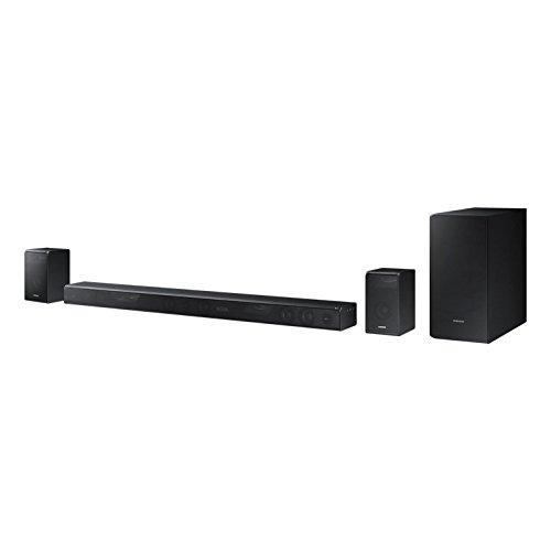 Abbildung Samsung HW-K950Soundbar Lautsprecher (DTS 2.0, Dolby Digital Plus, Dolby TrueHD, separat)