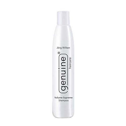 Volume Supreme Shampoo, voor zeer fijn haar, vette wortels, tegen split/vries, genuine haircare