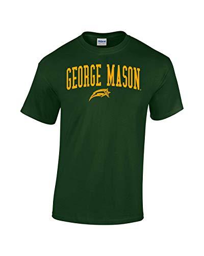 J2 Sport GMU George Mason University Patriots NCAA Jumbo Arch Unisex T-Shirt