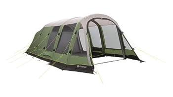 Outwell Woodburg 6a Tente pneumatique Mixte, Vert, 6-Person