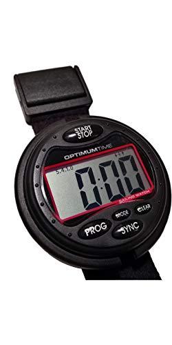 Optimum Time Series 3 OS3 Segelyacht und Jollenuhr Exklusiv Black Edition 311 - Unisex - Einstellbarer Betrachtungswinkel