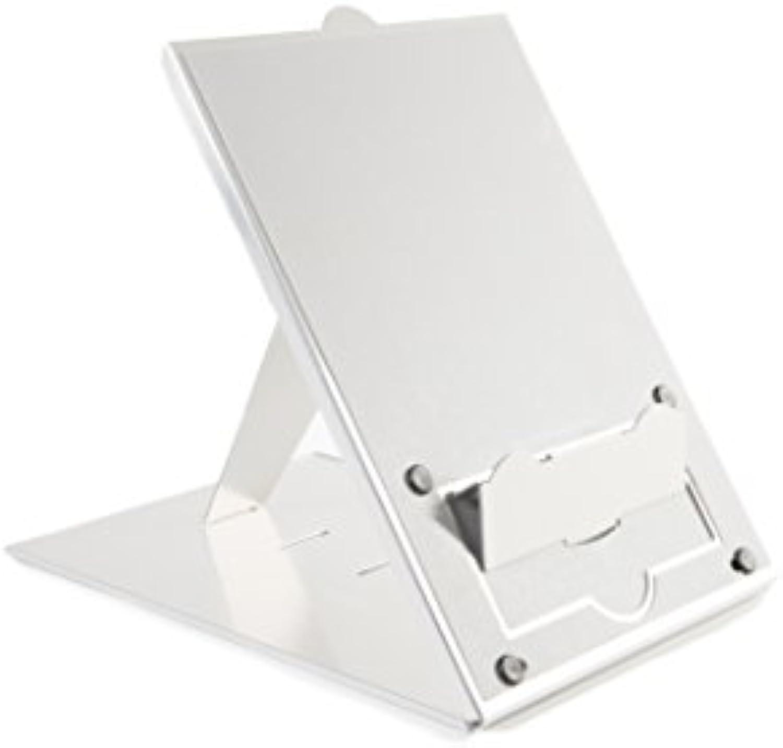 Bakker BNEQH Elkhuizen Tablet und Notebookhalter Ergo-Q Hybrid 4 Stufig Silber
