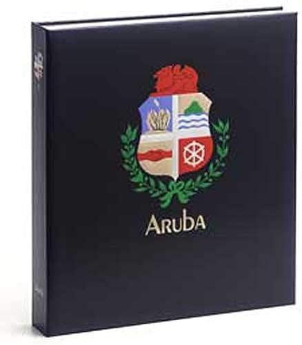 DAVO 1041 Luxus Briefmarkenalbum Aruba I