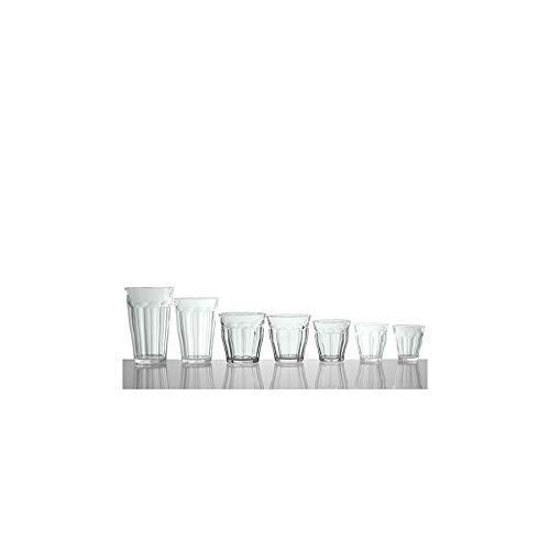 DURALEX set 12 stuks 4 glazen picardie 7 tot cl13 tafelservies