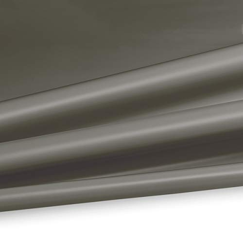 Serge Ferrari Soltis Proof Precontraint 502 resistente pvc-membraan 570 g/m2 kleur wit 8102C breedte 180 cm Précontraint satijn voor luifel 180 cm (B) beton