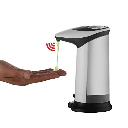 liuxiao Infrarood automatische Zeep Vloeibare Dispenser Touchless ABS Auto Dispensador 420ml Smart Sensor Sanitizer Kinderen Keuken