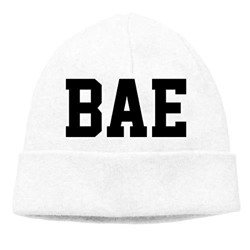Yuanmeiju Bae Adult Hip Hop Breakdance Mützes Caps Unisex Soft Cotton Hedging Cap