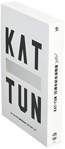 [画像:Kat-Tun 10th Anniversary Best 10ks: Deluxe Edition [DVD]]