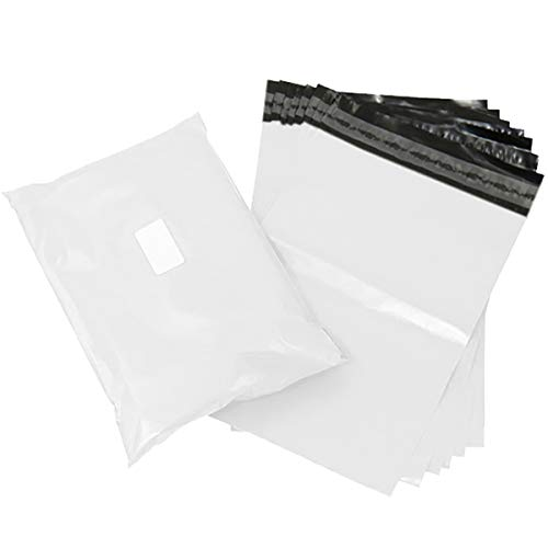 RED postale affrancatura postale POLY BAGS 10x14 10 20 50 100 in plastica 200 POST 500 20