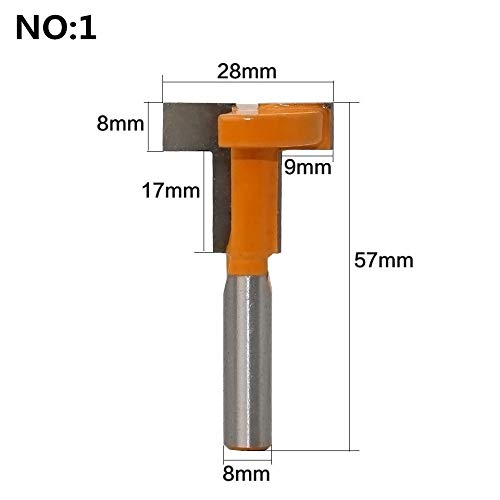 longitud 250 mm, 1//2 KS Tools 911.1204 Mango en T con pieza deslizante 5.1 cm