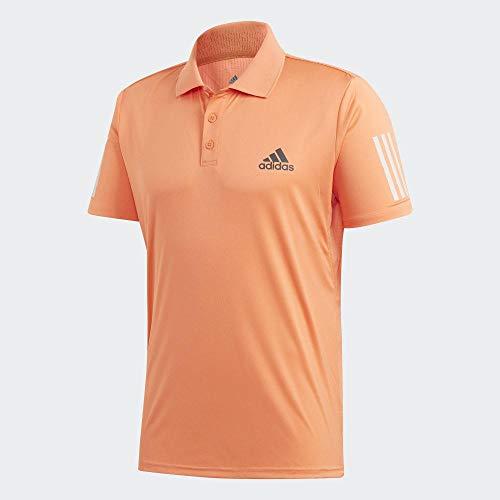 adidas Club 3str Polo Poloshirt für Herren XXL matamb/Grisei
