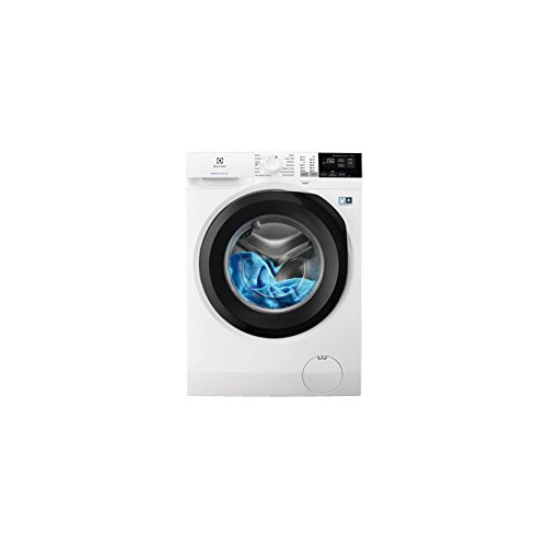 Electrolux EW6F4823BB Independiente Carga frontal 8kg 1200RPM A+++-20% Blanco - Lavadora (Independiente, Carga frontal, Blanco, Botones, Giratorio, Izquierda, LED)