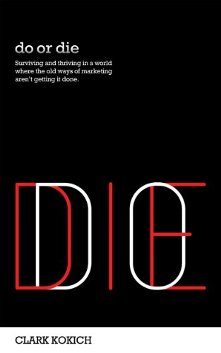 Interative content example: Do or Die book by Kokich