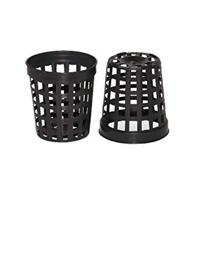 Teku 50 1.75 Inch Net Slit Pots for Hydroponic Aeroponic Use