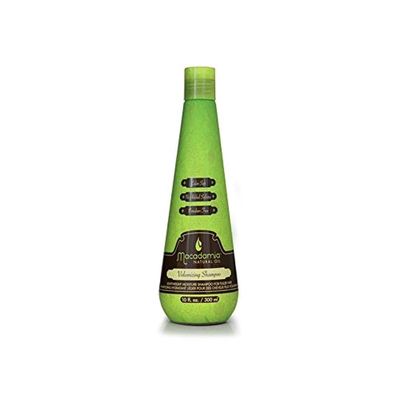 共和党バナナ居間マカダミアシャンプー300ミリリットル x2 - Macadamia Volumising Shampoo 300ml (Pack of 2) [並行輸入品]