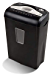 Aurora AU870MA High-Security 8-Sheet Micro-Cut Paper Credit Card Shredder Black (Renewed)