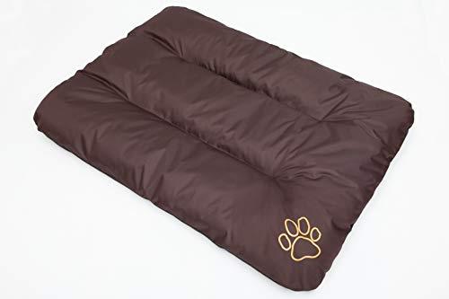 Hobbydog R1ecobra7Cama para Perros Eco Dormir Espacio Ruhe Espacio Perros Colchón Perro Cojín, 90x 60cm, L, Color...