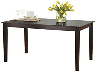 Better Homes & Gardens Bankston Dining Table, Multiple Finishes (Espresso)