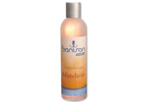 Banisan Bade- u. Whirlpoolzusatz Mandarin 250 ml Aromatherapie mit Mandarinenduft Whirlpool Duft