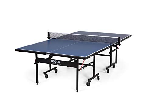 Learn More About JOOLA Inside - Professional MDF Indoor Table Tennis Table with Quick Clamp Ping Pon...