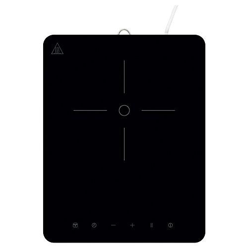 Ikea tillreda–Portátil Inducción hobs Color Blanco