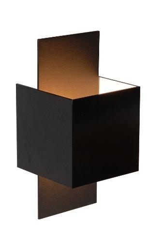 Lucide CUBO - Applique Murale - G9 - Noir
