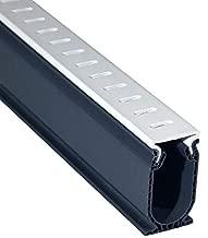 Stegmeier Frontier Deck Drain - White (5 ft. Sections) Total: 40 ft. per Carton