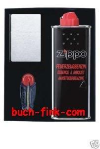 Zippo briquet armor case chrome brossé coffret cadeau