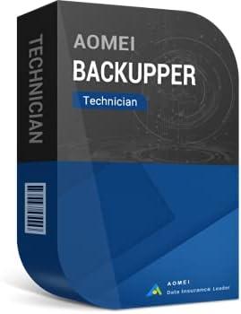 AOMEI Backupper Technician Data Recovery unlimi New popularity Software 1 code Memphis Mall