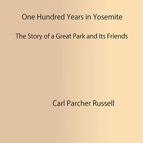 One Hundred Years in Yosemite cover art