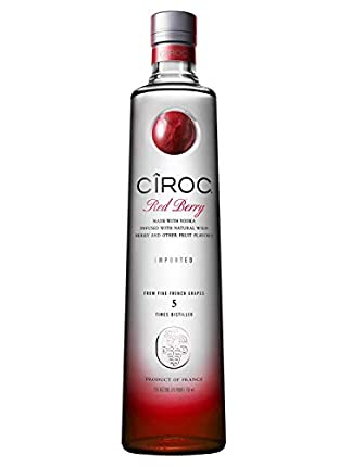 Ciroc Red Berry Vodka - 700 ml