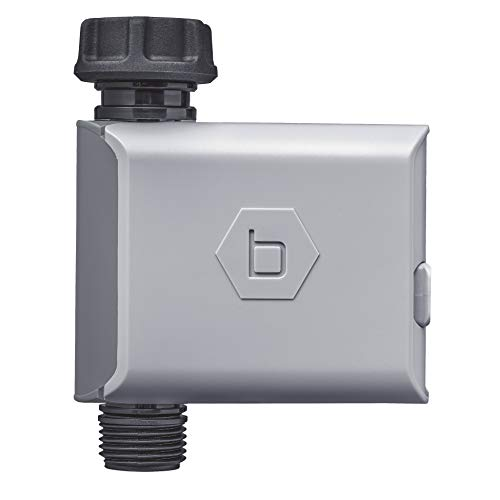 Orbit B-hyve 94995 Bluetooth Hose Tap, Also Works as Extra Valve for 94990 Timer with Wi-Fi Hub Grifo de Manguera, Grey