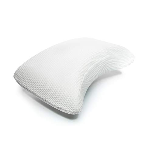 OBZ Orthopädisches Bettenzentrum OBZi-Med Kissen L – das ergonomische Alergiker freundliche Kissen auch für das Wasserbett Large - Soft
