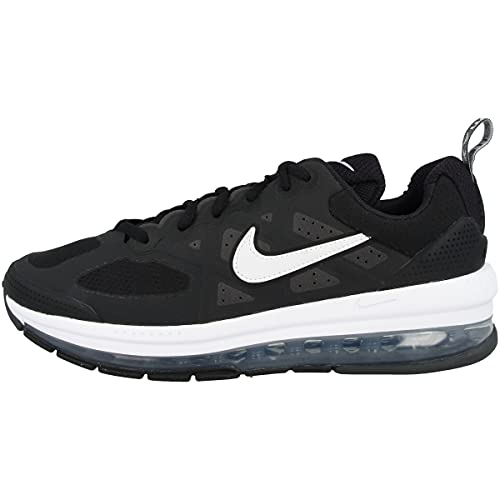 Nike Sneaker unisex per bambini Low Air Max Genome (GS), Black antracite White Cz4652 003, 39 EU