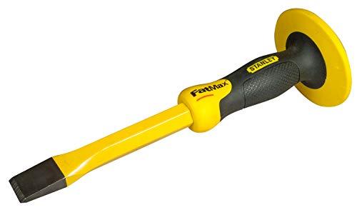 STANLEY 4-18-332 - Cincel de albañil con protector 25 x 300 mm
