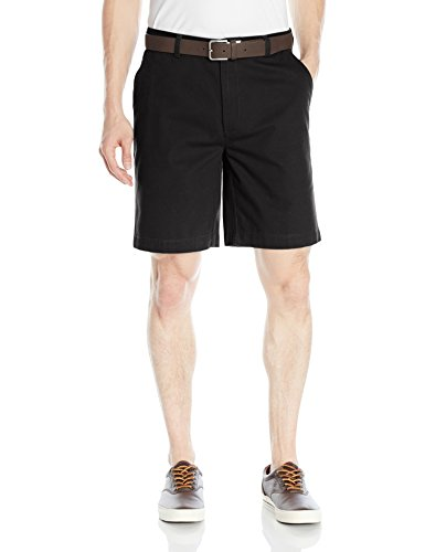 Amazon Essentials Classic-Fit Shorts, Schwarz, 32