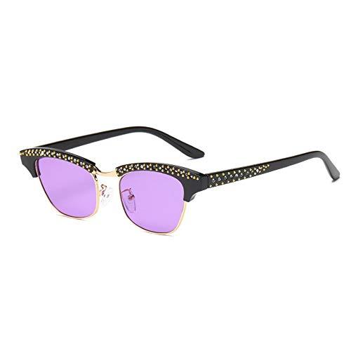 Gafas de sol de mujer Las gafas de sol con marco pequeño...