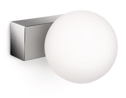 Philips myBathroom Drops - Aplique para baño con 1 luz, 42 W