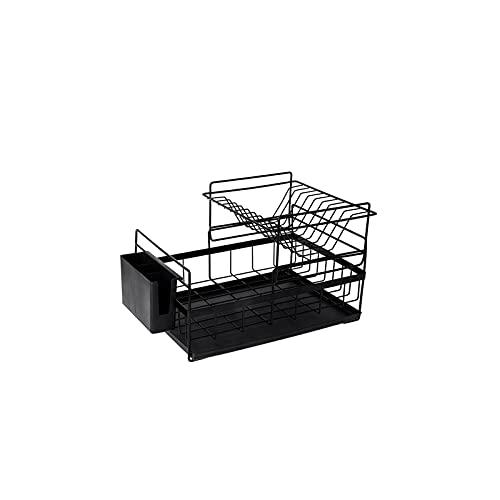 RKRXDH Multi-función Utensilios de Cocina Estantes de Almacenamiento,para la Cocina, baño, Dormitorio de Almacenamiento Muebles auxiliares Cocina