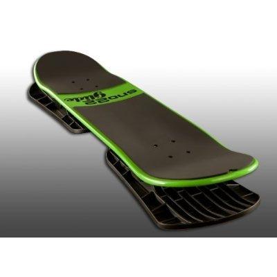 Snoglide Snowskate - Snowdeck - Snowboard - Skateboard für den Schnee