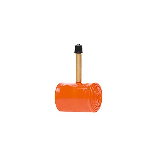 Tubolito Tubo-BMX-20-válvula Shraeder cámara de Aire Unisex para Adulto, Naranja