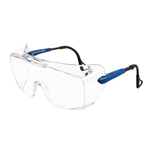 3M Sovraocchiali di protezione con lenti trasparenti, antigraffio e anti-appannamento, 17-5118-2040