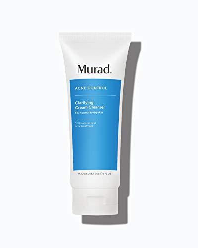 Murad Blemish Control Clarifying Cream Cleanser, 6.75 Fl Oz