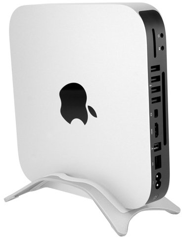 OWC NewerTech NewerTech NuStand Alloy: Desktop Stand for Apple Mac Mini 2010 to Current
