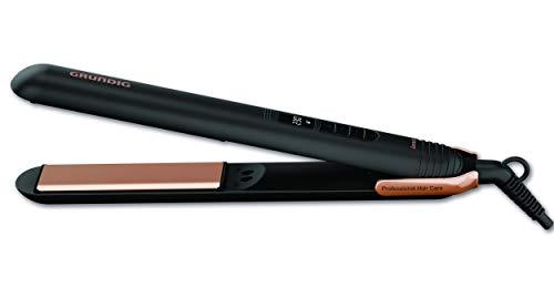 GRUNDIG HS7030 - Moldeador de pelo recto y rizador