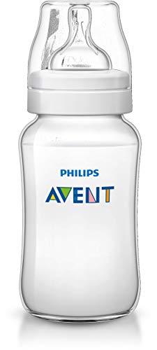 Mamadeira 330 ml Clássica, Philips Avent, Transparente