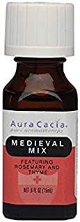 Aura Cacia Medieval Mix Essential Oil Blend | 0.5 fl. oz.